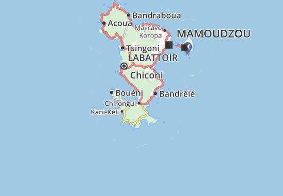 Malamani Map