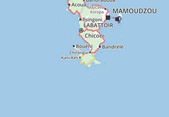 Mapas-Planos Choungui