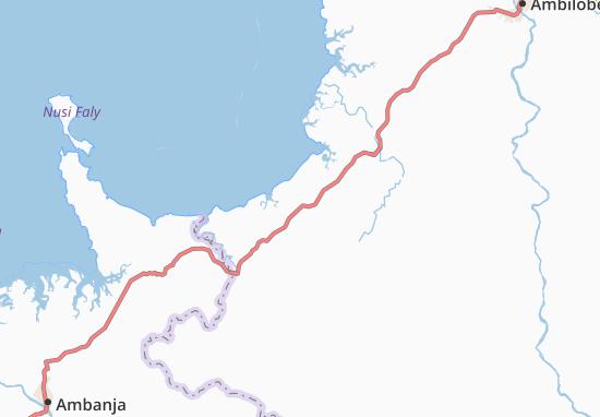 Carte-Plan Antsatrana
