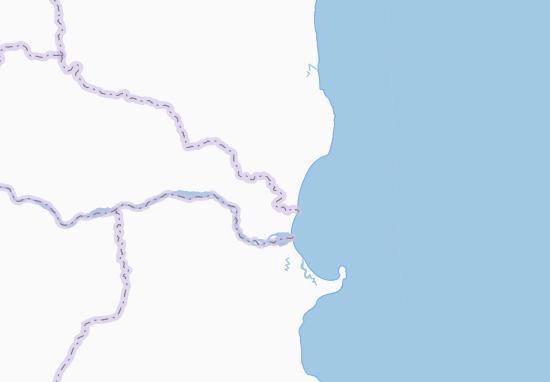 Carte-Plan Ombouine