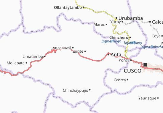 Zurite Map