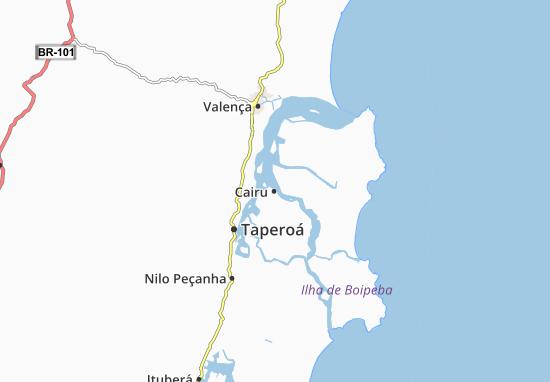 Mapas-Planos Cairu