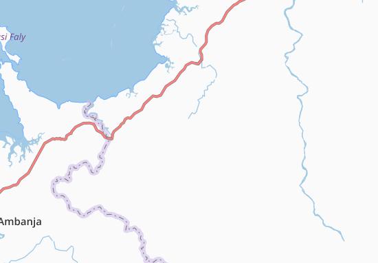 Carte-Plan Ambarakaraka