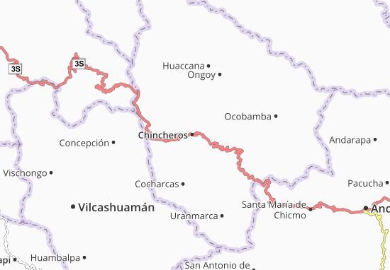Mappe-Piantine Chincheros