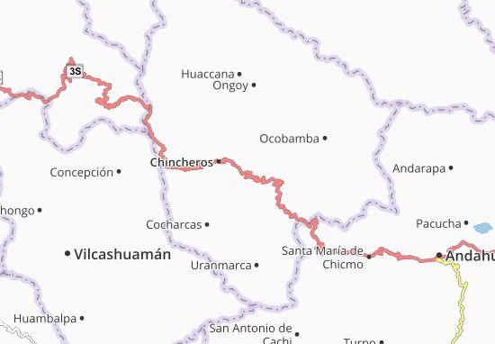 Anco-Huallo Map