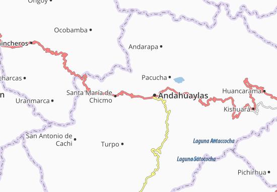 Kaart Plattegrond Talavera