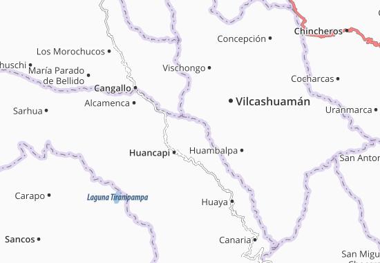 Colca Map