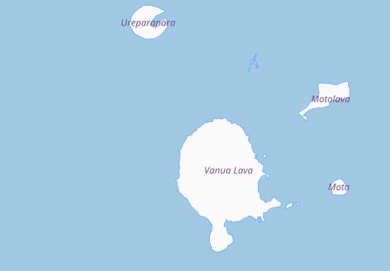 Pek Map