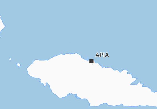 Afega Map