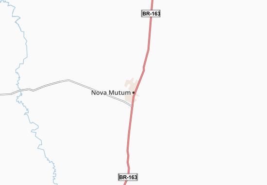 Mappe-Piantine Nova Mutum