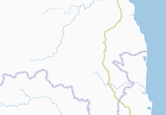 Carte-Plan Andongonkely