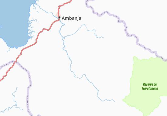 Carte-Plan Anjiabory