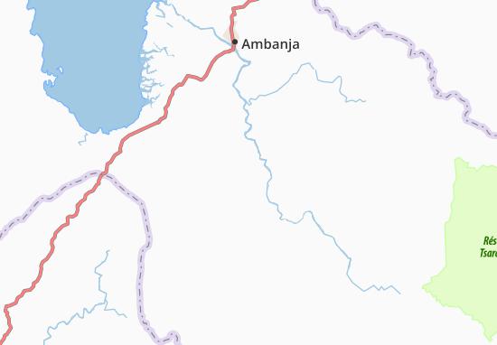 Carte-Plan Ambahatra