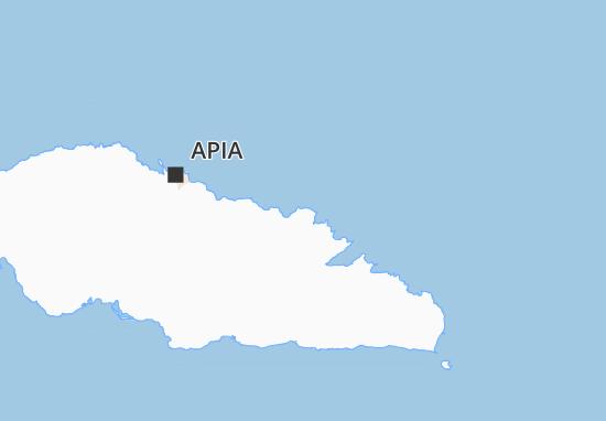 Mapa Plano Lufilufi