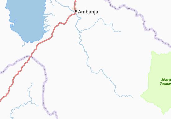 Carte-Plan Antanambao