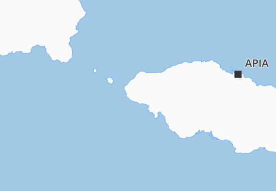 Samatau Map