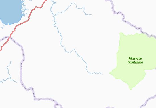 Carte-Plan Ambohitrandriana