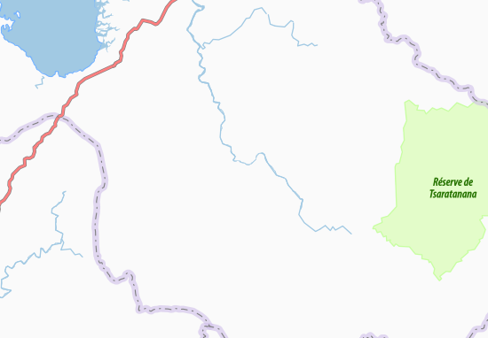 Carte-Plan Marovato West