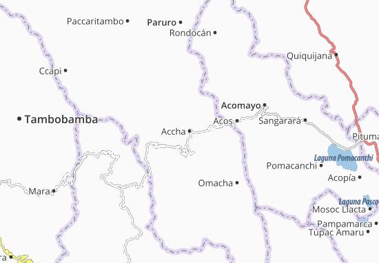 Mappe-Piantine Accha