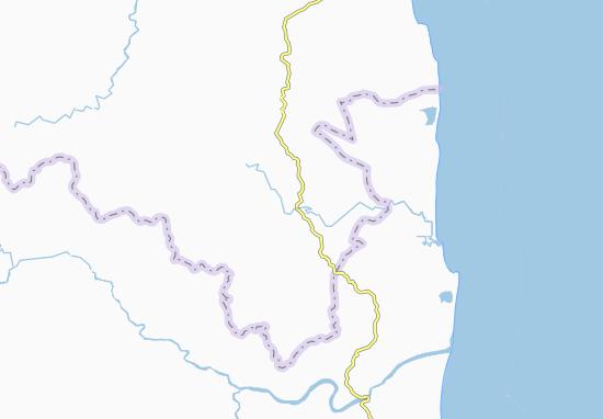 Carte-Plan Antsirabe Avaratra