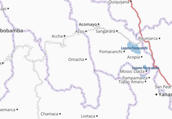 Mapas-Planos Omacha