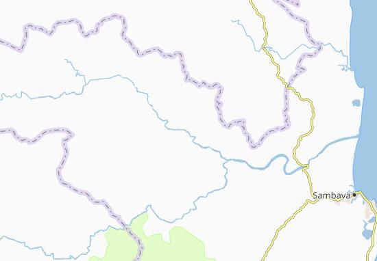 Carte-Plan Antindra