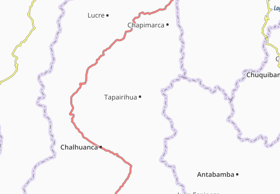 Mappe-Piantine Tapairihua