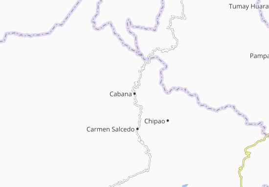 Mappe-Piantine Cabana