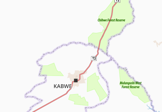 Mapas-Planos Chankwakwa