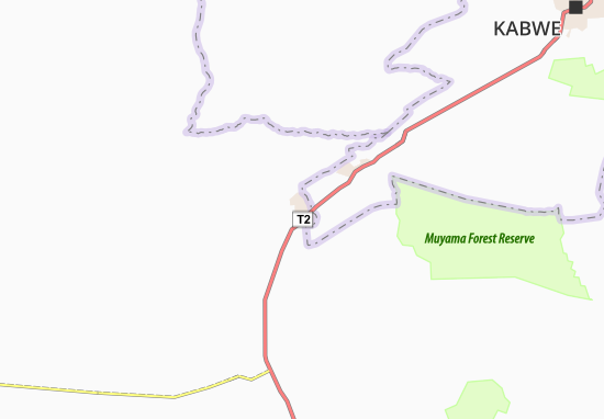 Mapas-Planos Chibombo