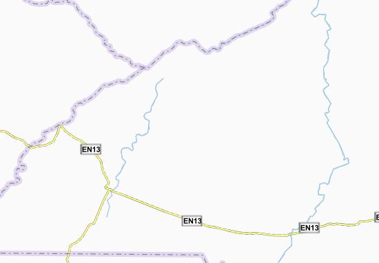 Mvanyanya Map