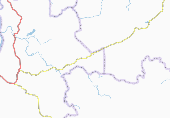 Carte-Plan Antsahabe