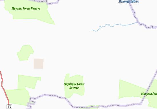 Mapas-Planos Chamuka