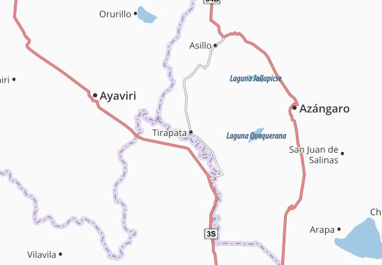 Mappe-Piantine Tirapata
