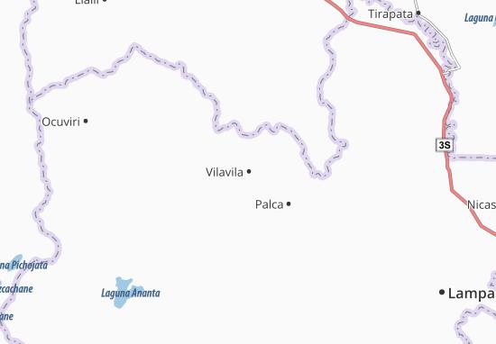 Mappe-Piantine Vilavila