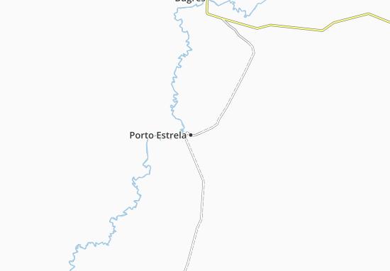Carte-Plan Porto Estrela