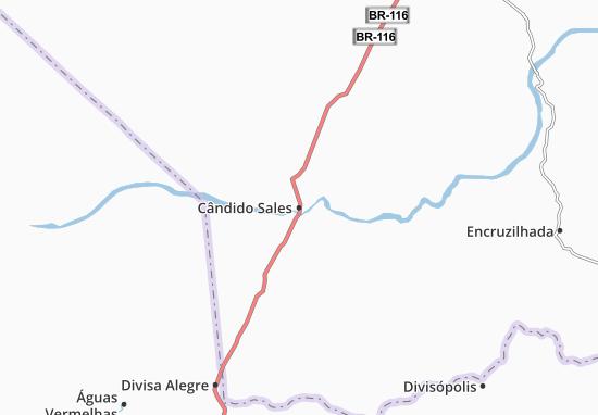 Mappe-Piantine Cândido Sales