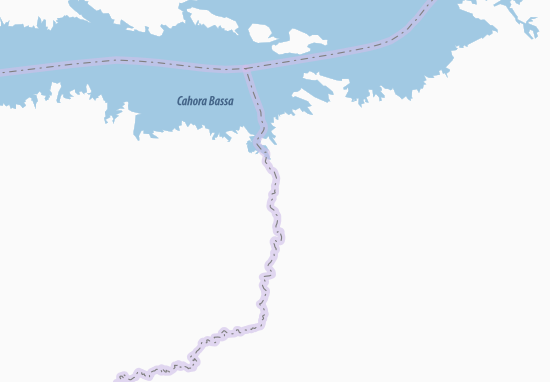Mapa Plano Calombo