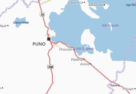 Chucuito Map