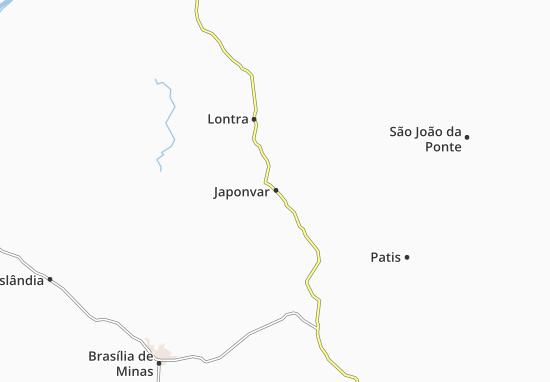 Mappe-Piantine Japonvar