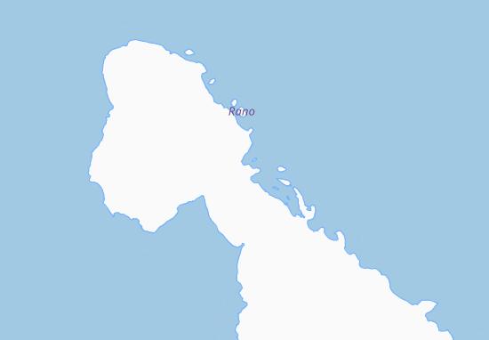 Mapa Plano Norsup