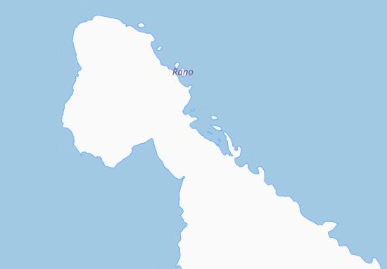 Mapa Plano Lakatoro