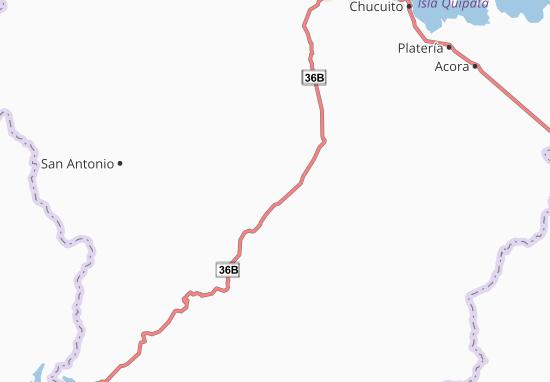 Mappe-Piantine Pichacani