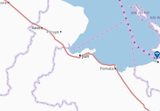 Juli Map