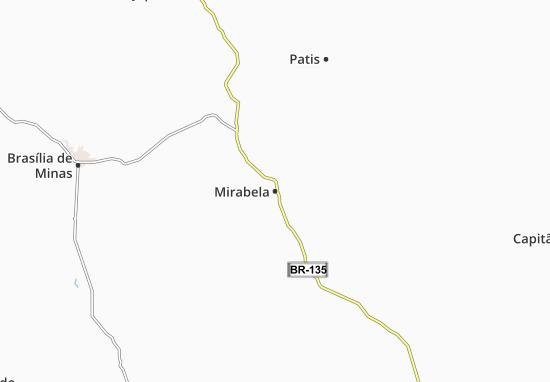 Mapas-Planos Mirabela