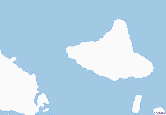 Yaotilie Map