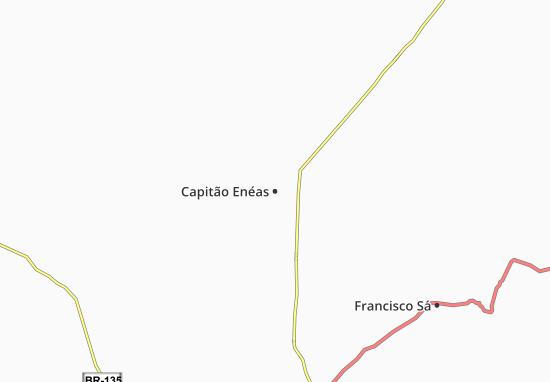 Mappe-Piantine Capitão Enéas