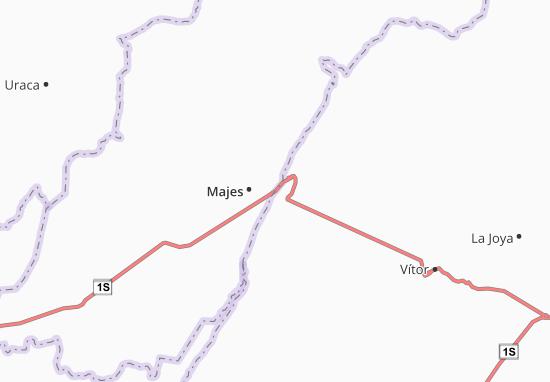 Majes Map