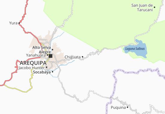 Chiguata Map