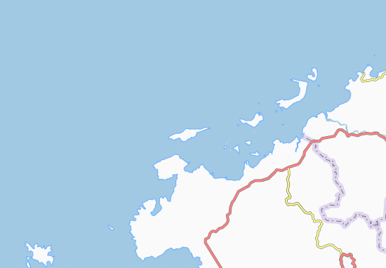 Kaart Plattegrond Yangganga